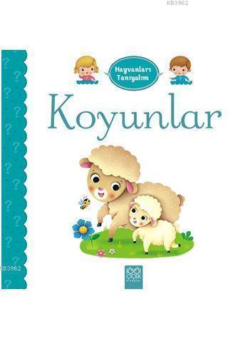 Hayvanları Tanıyalım - Koyunlar