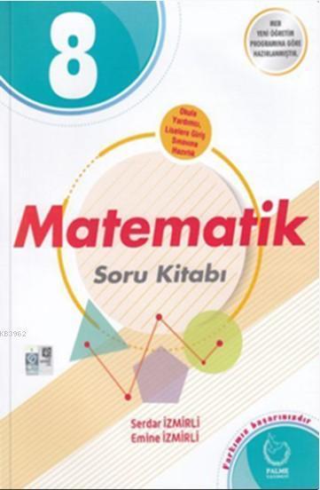 Palme - 8. Sınıf Matematik Soru Kitabı *2018-2019*