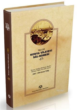 Konya Vilayeti Sal-Namesi - 17