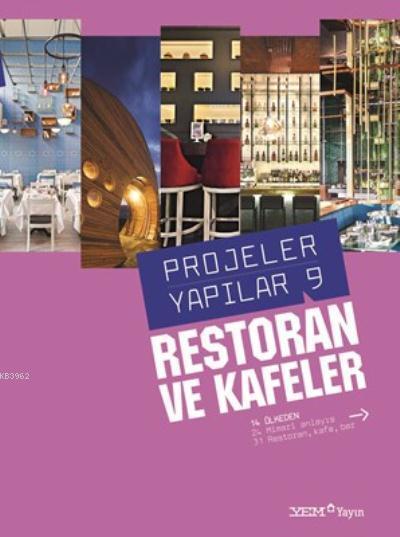 Projeler Yapılar 9 Restoran ve Kafeler