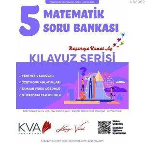 KVA Kılavuz Serisi 5.Sınıf Matematik Soru Bankası