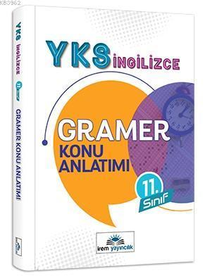 11. YKS İngilizce Gramer Konu Anlatımı