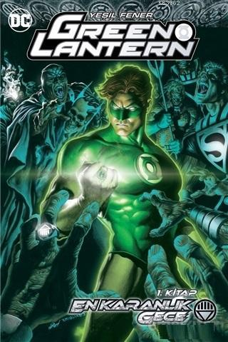 Green Lantern - En Karanlık Gece 1. Kitap