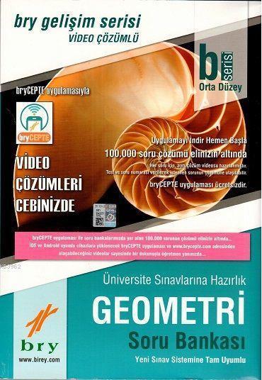 Geometri Soru Bankası B Serisi Orta Düzey
