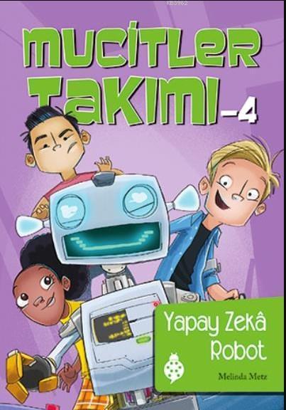 Mucitler Takımı 4 Yapay Zeka Robot