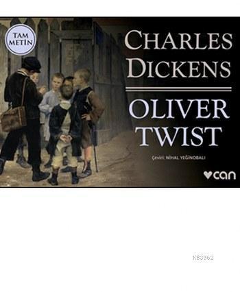 Oliver Twist (Mini Kitap)