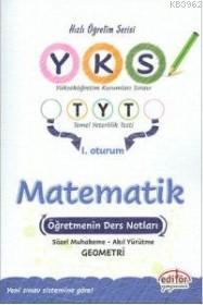 YKS TYT 1.Oturum Matematik Öğretmenin Ders Notları
