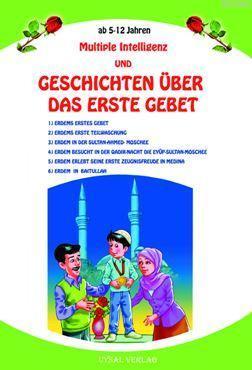 Geschıchten Über Das Erste Gebet; (İlk Namaz Hikayeleri. Küçük Boy)