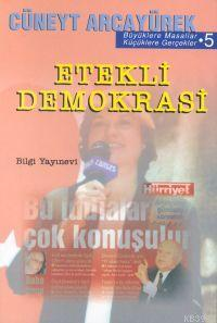 Etekli Demokrasi