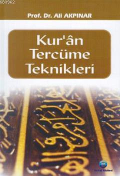 Kur'an Tercüme Teknikleri