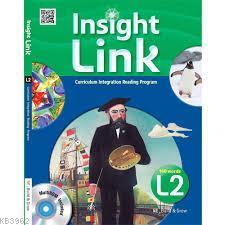 Insight Link 2 with Workbook (CD'li)