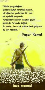 Yaşar Kemal İnce Memed