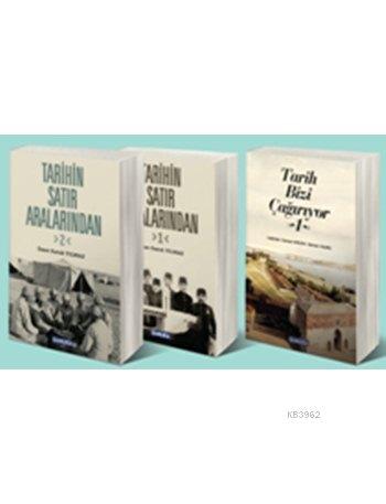 Tarihin Satır Aralarından Özenle Seçilen Bilgiler; 3 Kitap Set