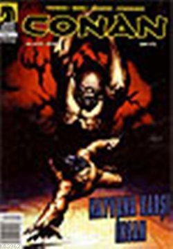 Conan; Sayı: 44 Hayvana Karşı İnsan