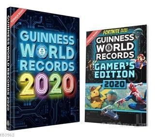 Guinness World Records 2020 (2 Kitap Takım); Dünya Rekorlar Kitapları 2020