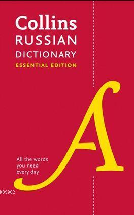 Collins Russian Dictionary Essentialedition
