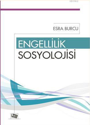 Engellilik Sosyolojisi