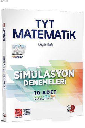 Çözüm Yayınları TYT Matematik Simülasyon Denemeleri Çözüm