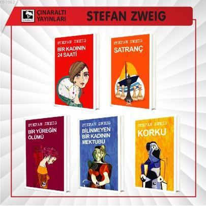 Stefan Zweig 5 Kitap