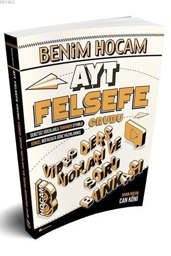 Benim Hocam Yayınları AYT Felsefe Grubu Video Ders Notları ve Soru Bankası Benim Hocam