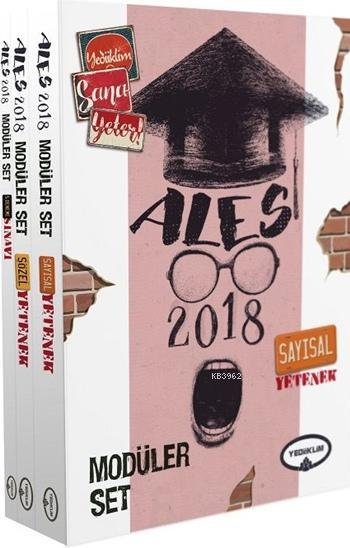 2018 ALES Konu Anlatımlı Modüler Set