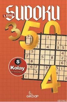 Sudoku 1 - Kolay; Yeni Başlayanlar İçin