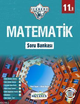 Okyanus Yayınları 11. Sınıf Iceberg Matematik Soru Bankası Okyanus