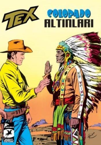 Tex Klasik Seri 17; Colorado Altınları