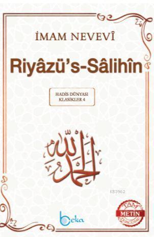 Riyazü's-Salihin (Tam Metin) (Orta Boy)