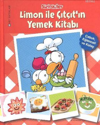 Sizinkiler Limon ile Çıtçıtın Yemek Kitabı