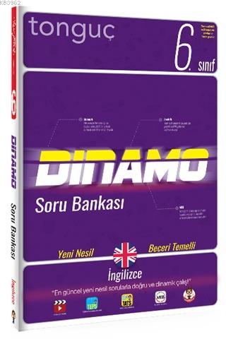 Tonguç 6. Sınıf Dinamo İngilizce Soru Bankası