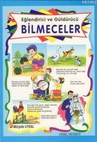 Eğlendirici ve Güldürücü Bilmeceler (Küçük Boy); 8 Yaş ve Üstü