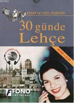 30 Günde Lehçe; (Kitap+3 CD)