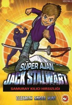 Süper Ajan Jack Stalwart 11; Samuray Kılıcı Hırsızlığı