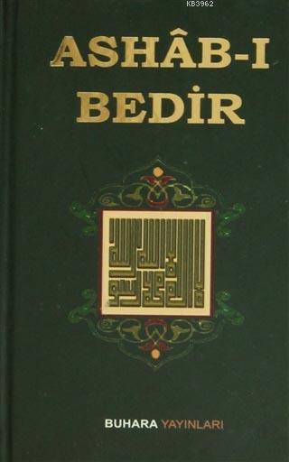 Ashab-ı Bedir ( Yaldız Baskılı)