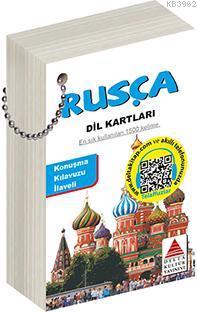 Delta Kültür Yayınları Rusça Dil Kartları Delta Kültür