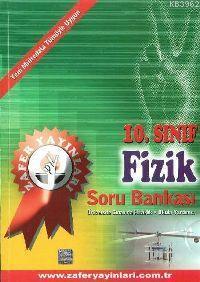 Zafer Yayınları 10. Sınıf Fizik Soru Bankası Zafer