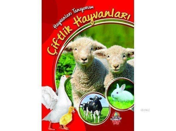 Çiftlik Hayvanları - Hayvanları Tanıyorum