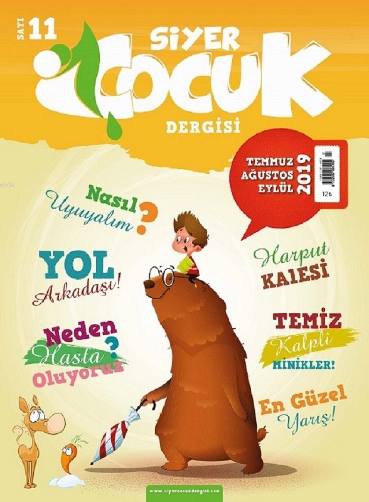 Siyer Çocuk Dergisi - 11 Sayı