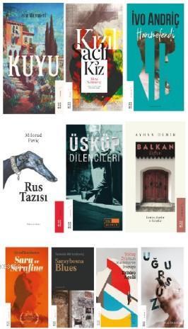 Balkan Kitapları Seti