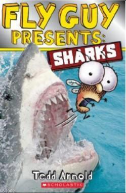 Fly Guy Presents: Sharks (Fly Guy #)