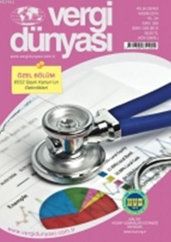 Vergi Dünyası Dergisi Kasım 2014