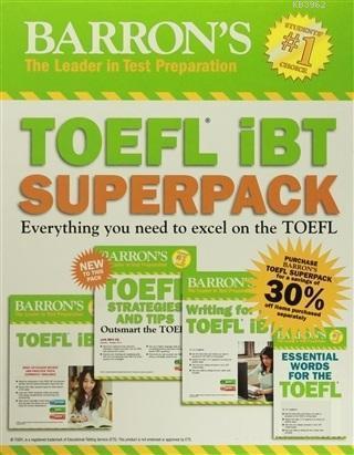 TOEFL IBT: SuperPack