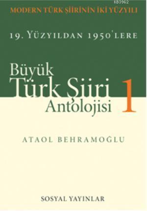 Büyük Türk Şiiri Antolojisi (2 Cilt)