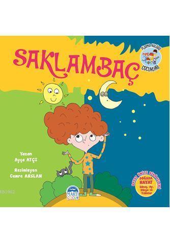 Saklambaç - Pijama Kulübü Çocukları; Hayat Ünite Hikayeleri