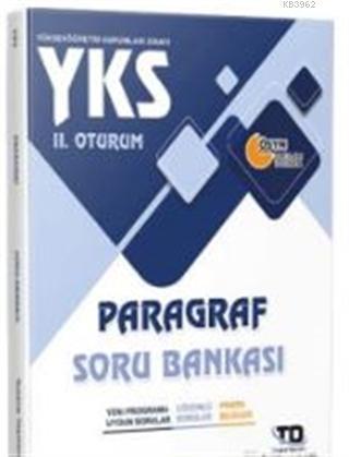 YKS 2.Oturum Paragraf Soru Bankası