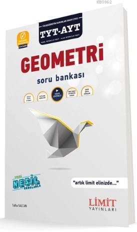 Limit Yayınları TYT AYT Geometri Soru Bankası Limit