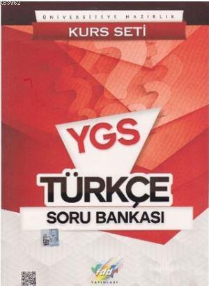 2017 YGS Türkçe Soru Bankası Kurs Seti