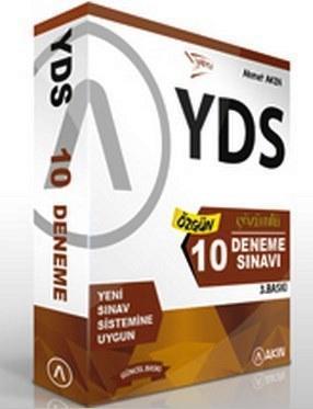 YDS 10 Çözümlü Deneme Sınavı
