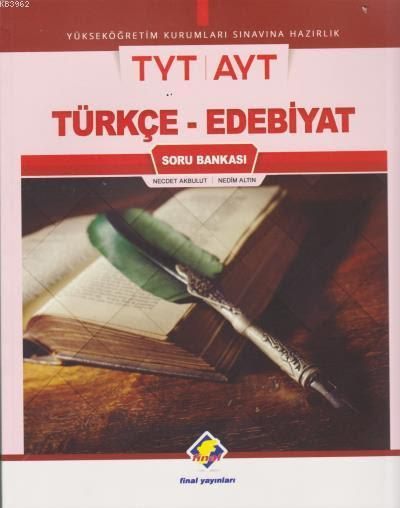 2018 TYT AYT Türkçe Edebiyat Soru Bankası